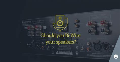 bi wire  speakers cambridge audio