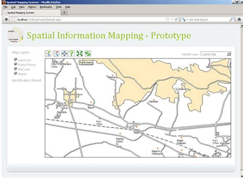 spatial layout features mapping spatial data on the web using free and open source