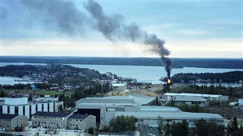 houseboat fire propane heater suspected in yellowknife houseboat fire