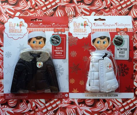 On The Shelf Clothes For Elves by 2015 Pole Parka Winter Vest On The Shelf