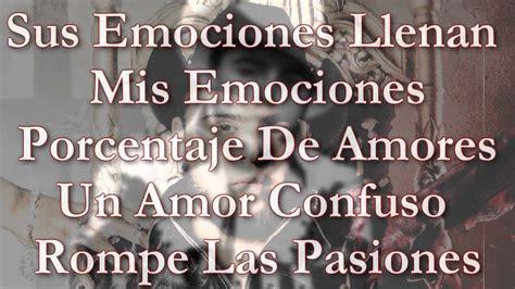 imagenes amor confuso gerardo ortiz amor confuso con letra youtube
