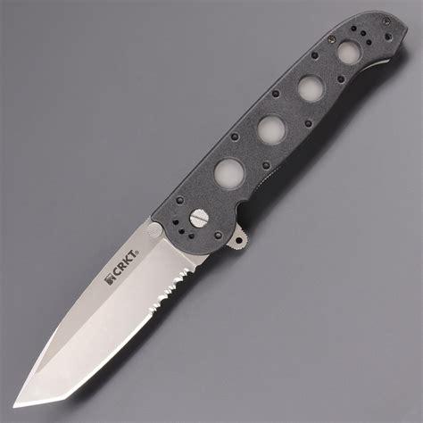 m16 14z crkt 折りたたみナイフ m16 14z 半波刃の販売 ミリタリーショップ