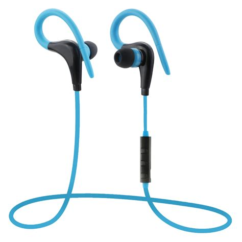 Headset Via Bluetooth wireless bluetooth headset free microphone universal wireless headphones bluetooth