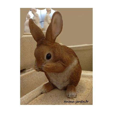 achat lot de garage lapins en r 233 sine d 233 coration ext 233 rieure lot de 2 riviera