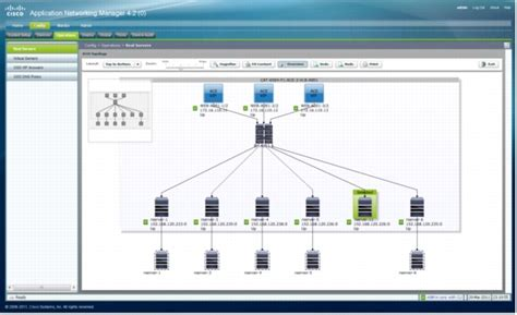 cisco topology software cisco application networking manager 4 2 cisco