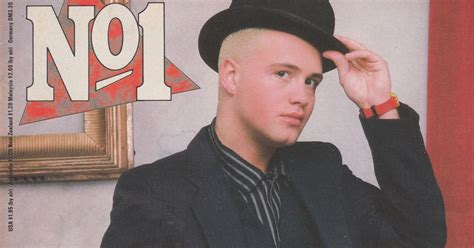 belouis some top of the pops 80s belouis some number one magazine 1986