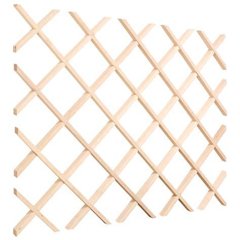 Lattice Wine Rack by Lattice Wine Rack Plans Pdf Woodworking