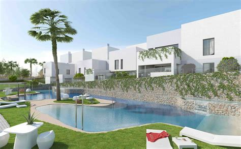 Gardens Salinas by New Groundfloor Apartment With Garden For Sale In San