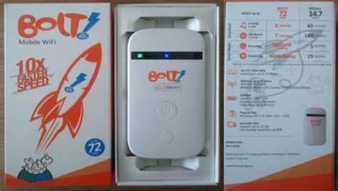 Modem Bolt Yg Paling Murah apakah mifi bolt sudah bisa digunakan luar daerah jabodetabek