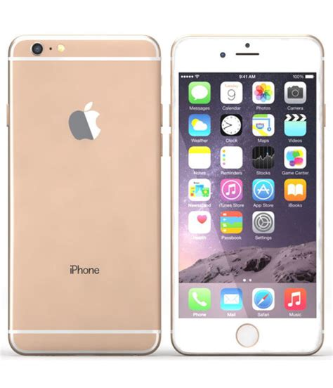 Iphone 6 Plus 16gb Gold apple iphone 6 plus 16gb gold verizon a1522 cdma