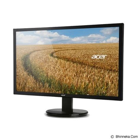 Acer Led Monitor Led Monitor Acer K272hl 27 Led Hd jual monitor led 20 inch acer led monitor 27 inch k272hl murah high definition hd hd