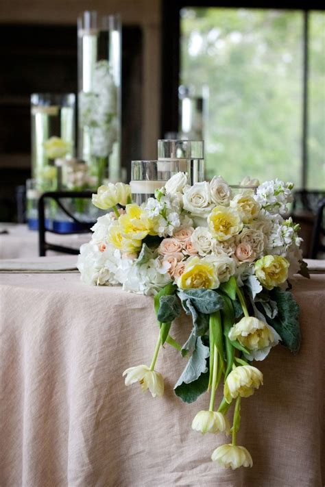 the table flower mound the quot sweetheart table quot will have a cluster of mound of