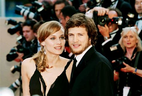 guillaume canet diane kruger mariage diane kruger and guillaume canet got close at the moulin