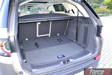 land rover discovery sport trunk space land rover discovery sport review 2016 lr discovery sport
