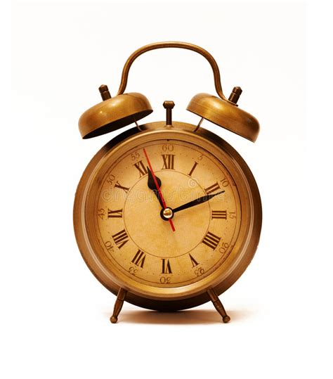 vintage alarm clock royalty free stock photos image 27180348