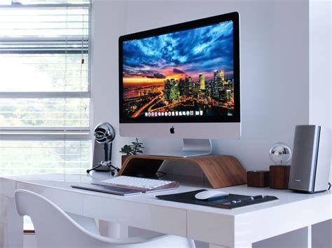apple imac computer desk 160 best apple inc images on pinterest desks apple and