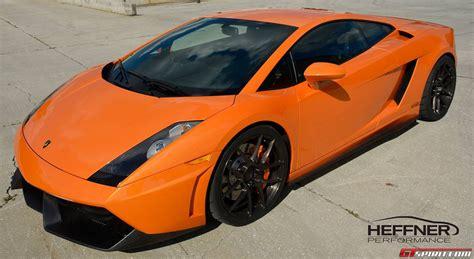 Tt Lamborghini Gallardo 1200hp Lamborghini Gallardo Tt By Heffner Performance