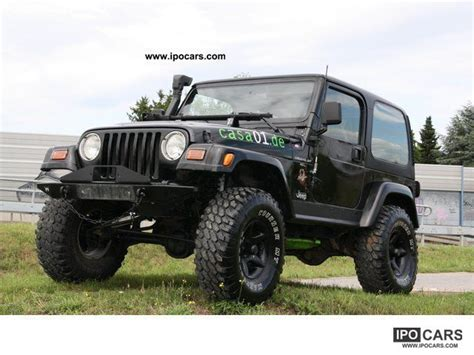 Jeep 4 0 Horsepower 2000 Jeep Wrangler 4 0 Wide High 4x4farm De