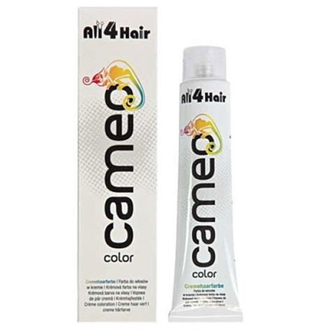 cameo color cameo color haarfarbe 7 mittelblond farbe g 252 nstig