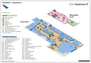 terminal 5 floor plan london heathrow terminal 2 level 5 google search