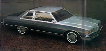 77 Pontiac Bonneville Curbside Classic 1979 Pontiac Bonneville Brougham Coupe