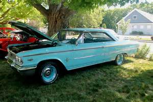 Ford Galaxie 1963 Ford Galaxie 500 With The 406 Engine