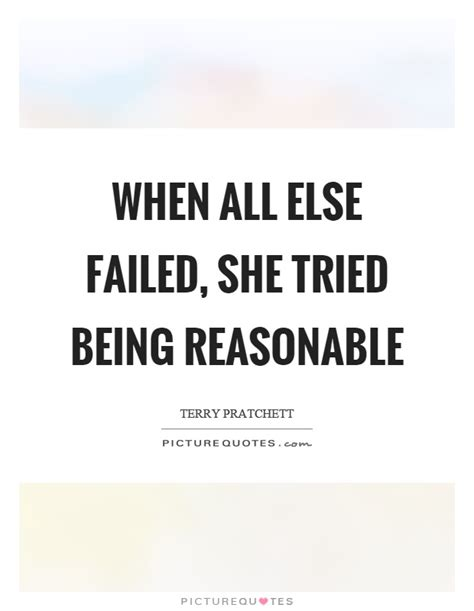 how to be reasonable by someone who tried everything else books when all else failed she tried being reasonable picture