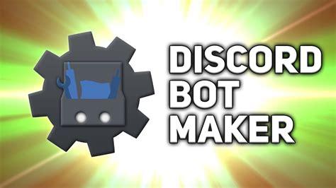 discord bot maker discord bot maker official trailer youtube