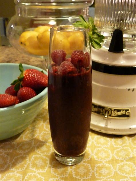 0 point fruit smoothie fruit smoothie using crytal light instead of sugary high