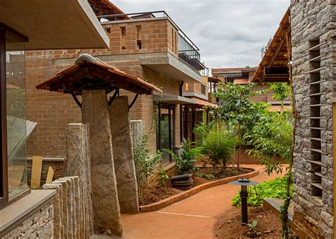 Famous Architects bangalore goodearth building sustainable communities