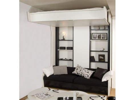 Lit Coulissant Plafond by Lit Mezzanine Escamotable Design Technique