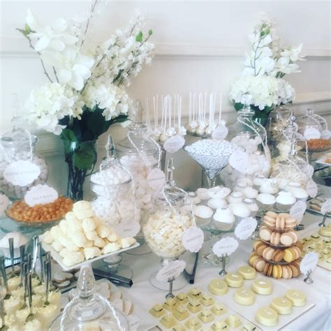 wedding dessert table candy buffet wedding candy buffets l sweetie tables l