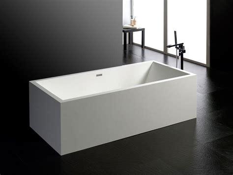 Moderne Freistehende Badewannen Freistehende Badewanne Aus Mineralguss Wei 223 Matt