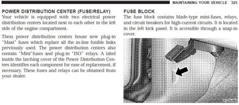 solved need fuse panel diagram 2004 dodge durango fuse panel wiring diagram and