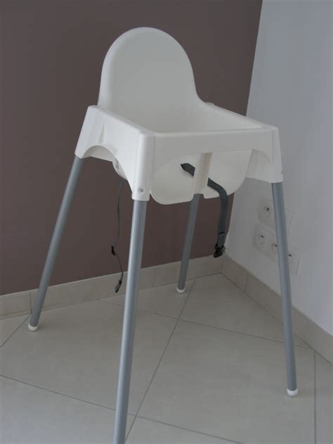 Chaise Haute Ikea Bebe by Chaise Haute Ikea Prix Table De Lit