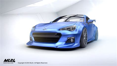subaru brz gt300 body kit body kits brz body kits