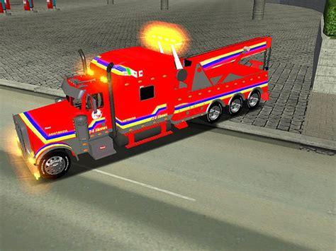 mod game 18 wos haulin peterbilt trucks 18 wheels of steel haulin