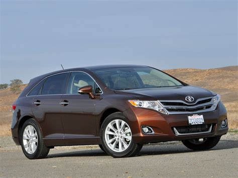 Toyota Venza 2014 2014 Toyota Venza Test Drive Review Cargurus