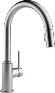 delta faucet kitchen best kitchen faucets 2015 chosen by customer ratings