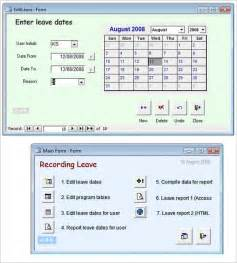Access Timesheet Database Template by 51 Microsoft Access Templates Free Sles Exles