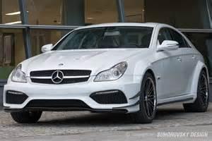 Mercedes For Wide Kit For Mercedes Cls W219 Sr66 Design