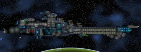 starbound bed building ship let s see your ship page 19
