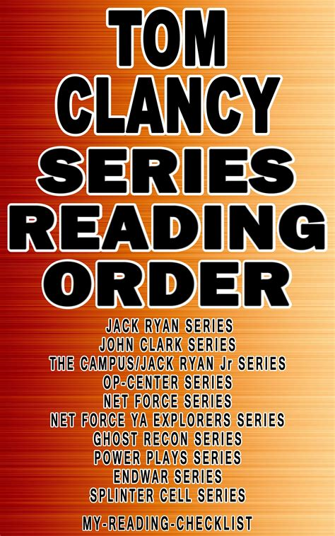 tom clancy power and empire a novel books tom clancy series chronological order