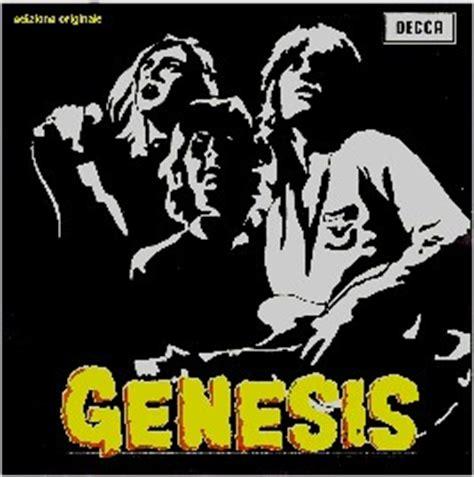 discography genesis genesis discography