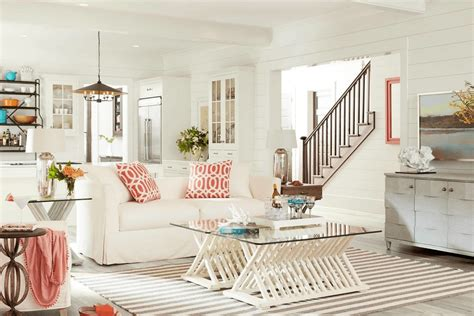 white pink living room 20 beautiful house living room ideas