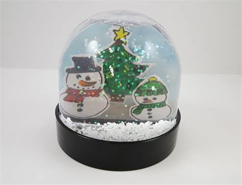 snow globe craft for snow globe craft ideas for the s s