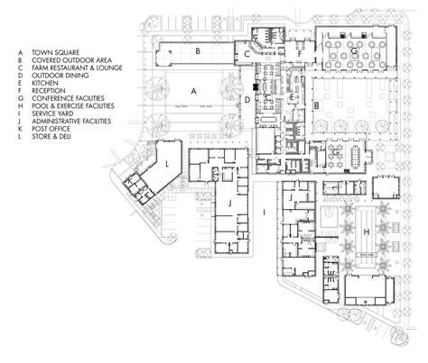 carneros inn floor plans carneros floorplan tlcd architecture