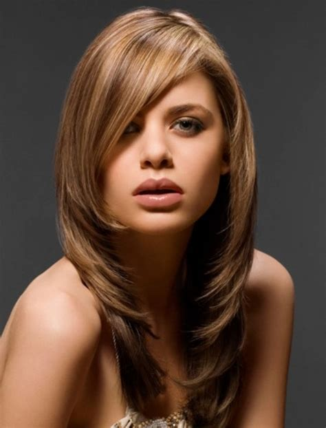 hairstyle for below the shoulder 7 best haircuts for round face makeup and beauty home