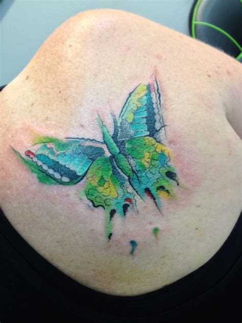 watercolor tattoo yelp abstract watercolor butterfly by yeyo yelp