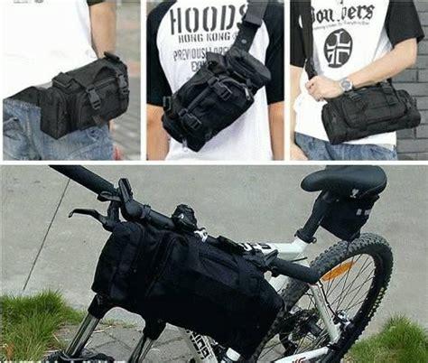 Tas Slempang Model 803 tas selempang army multifungsi bisa untuk sepeda